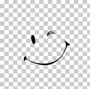 Smiley Wink Emoticon Face PNG