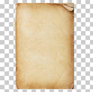 Kraft Paper Texture PNG