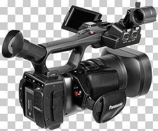 Camera Lens Panasonic AVCCAM AG-AC90 Video Cameras Camcorder PNG