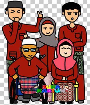 Eid Al-Adha Holiday Cartoon PNG