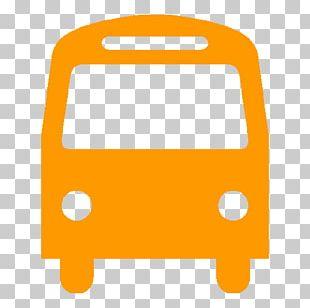Public Transport Bus Service School Bus Transit Bus PNG