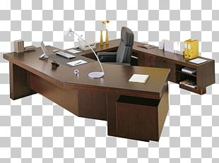Table Office Desk Büromöbel Furniture PNG