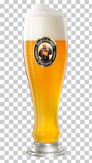 Wheat Beer Ale Lager Franziskaner PNG