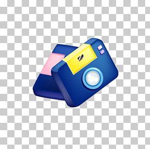 Digital Camera Digital Data Icon PNG