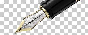 Nib Pen Detail PNG