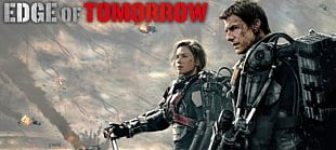 All You Need Is Kill Rita Vrataski Science Fiction Film YouTube PNG