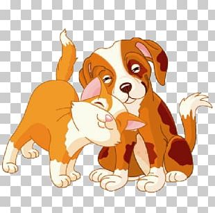 Dog Pet Sitting Cat Puppy PNG
