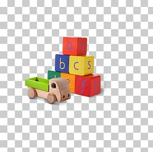 Toy Block Child PNG