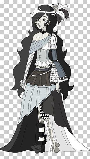 Costume Design Mangaka Fashion Design PNG