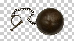Ball And Chain Flail Chain Weapon PNG