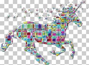 Horse Unicorn PNG