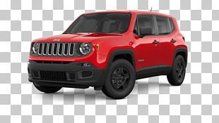 2018 Jeep Renegade Latitude Chrysler Car Sport Utility Vehicle PNG