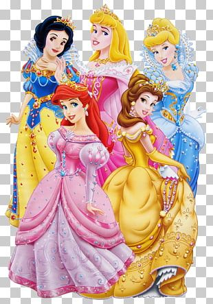 Princess Aurora Princess Jasmine Minnie Mouse Belle Ariel PNG