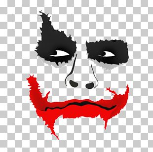 Joker Batman Harley Quinn T-shirt Art PNG