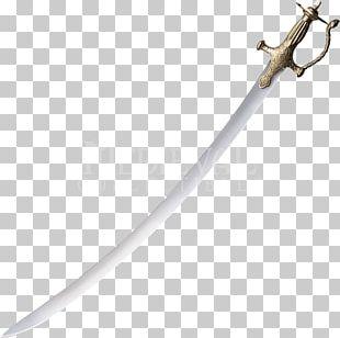 Knife Talwar Sword Cold Steel Sabre PNG