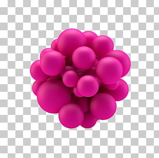 Three-dimensional Space Ball Sphere PNG