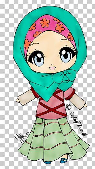 Islam Muslim Girl Hijab PNG