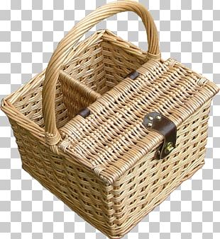 Picnic Baskets Wicker Hamper Clothing Accessories PNG