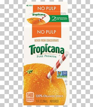 Orange Juice Tropicana Products Juice Vesicles PNG