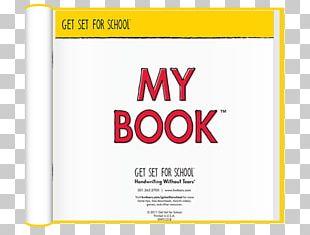 Paper Logo Activity Book Font PNG