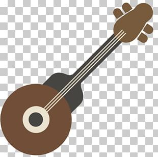 Cuatro Musical Instrument Ukulele Plucked String Instruments PNG