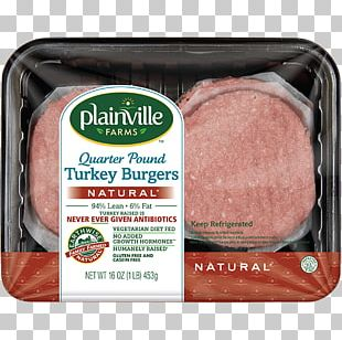Hamburger McDonald's Quarter Pounder Ground Turkey Turkey Meat Hain Celestial Group PNG