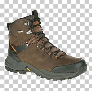Hiking Boot Merrell Backpacking PNG