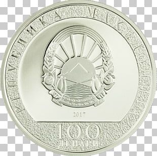 Silver Coin Gold Metal Fineness PNG