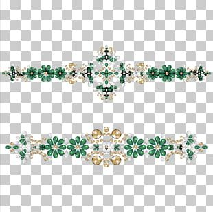 Gemstone Jewellery Emerald Diamond PNG