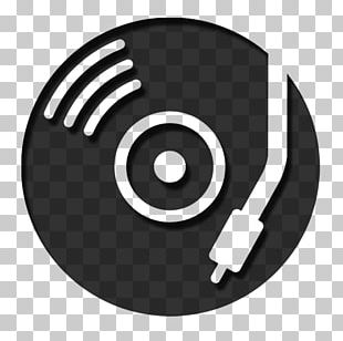 Music Computer Icons Disc Jockey Compact Disc Phonograph Record PNG