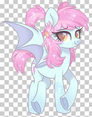 Fairy Horse Illustration Cartoon Ear PNG