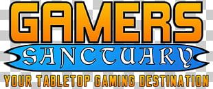 Gamers Sanctuary Inc Video Game Logo PNG