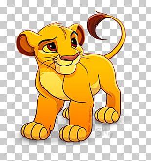 Simba Nala The Walt Disney Company Cartoon PNG