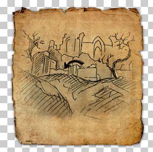 Elder Scrolls Online: Morrowind Elder Scrolls Online: Clockwork City Treasure Map PNG