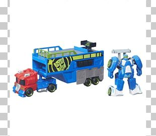 Optimus Prime Blurr Action & Toy Figures Playskool PNG