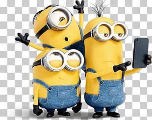 Minions Smartphone PNG