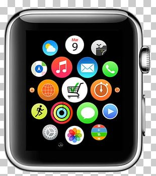 Apple Watch Home Screen Computer Icons Application Software PNG