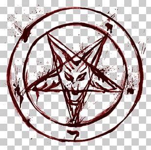 Lucifer T-shirt Baphomet Church Of Satan The Satanic Bible PNG