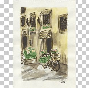 Still Life Watercolor Painting Work Of Art PNG
