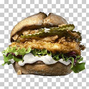 Breakfast Sandwich Veggie Burger Filet-O-Fish Hamburger Salmon Burger PNG