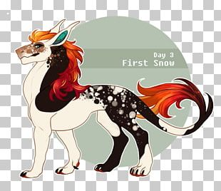 Horse Tail Legendary Creature Animated Cartoon PNG
