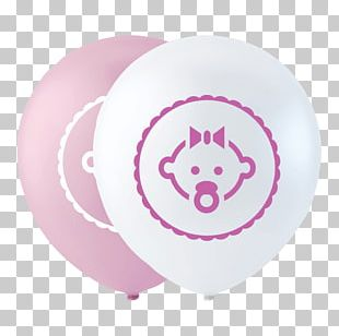 Infant Balloon Baby Shower Blue Child PNG