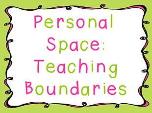 Student TeachersPayTeachers Education Personal Boundaries PNG