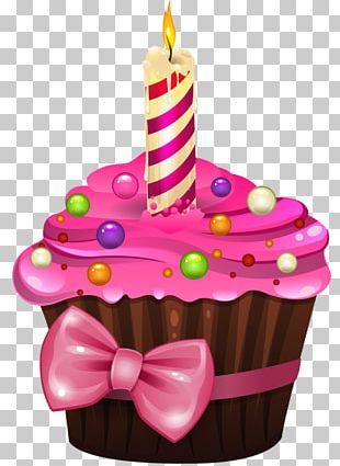 Cupcake Cakes Birthday Cake Frosting & Icing Muffin PNG