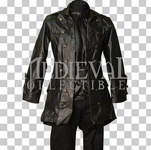 Leather Jacket Hoodie Coat Gilets PNG