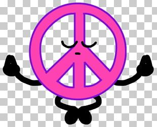 Wall Decal Peace Symbols Sticker PNG