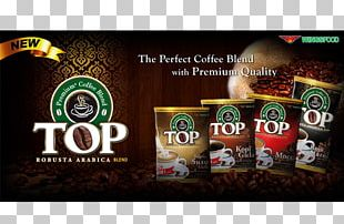 White Coffee Kopi Luwak Coffee Milk Advertising PNG