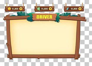 Game User Interface Adobe Illustrator PNG