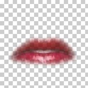 Lip Gloss Lipstick Close-up Eyelash PNG