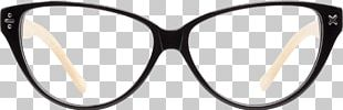 Cat Eye Glasses Goggles Contact Lenses Sunglasses PNG